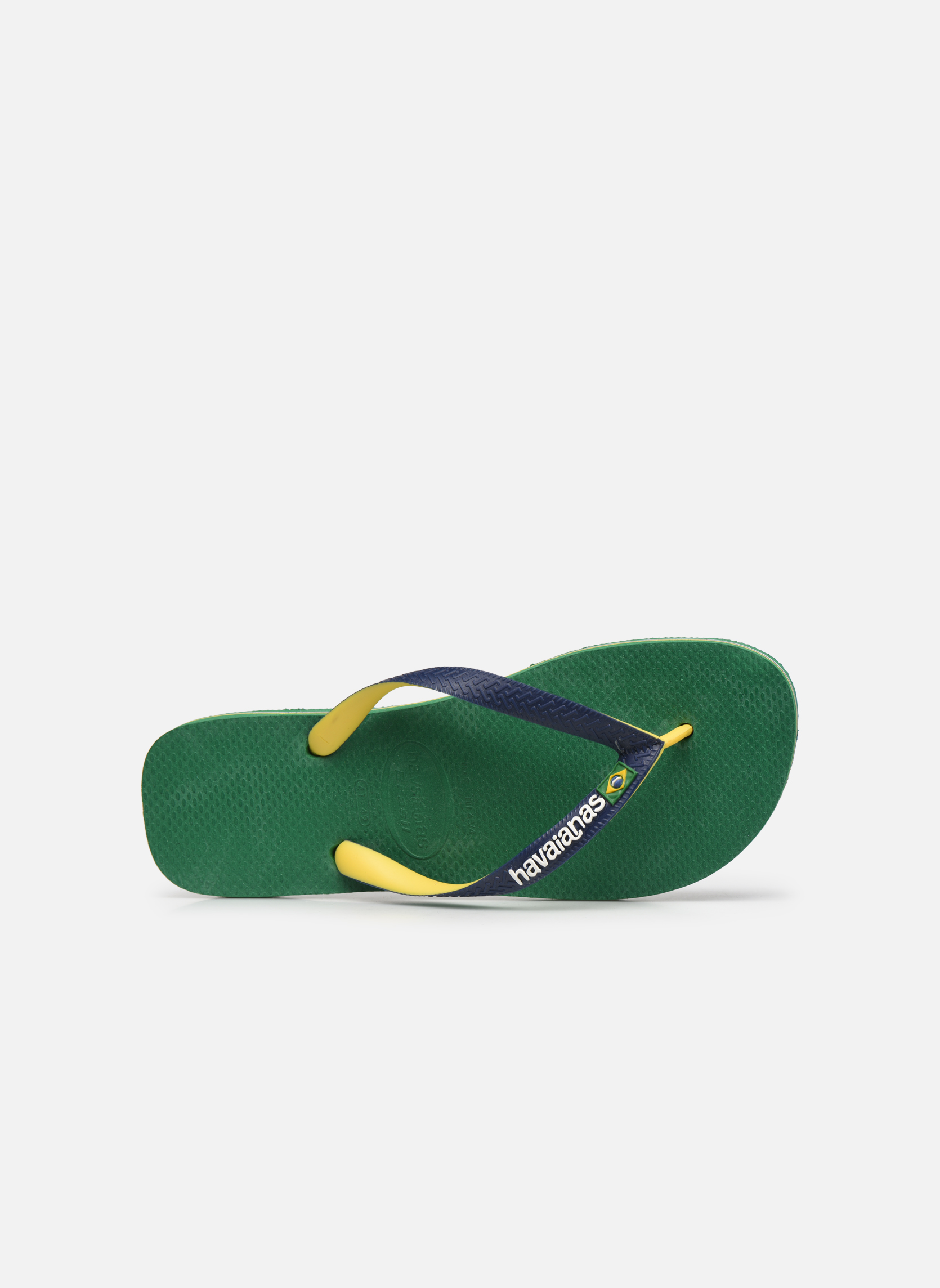 Brasil Mix H Green Navy Blue