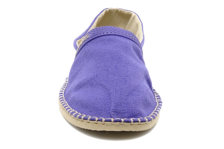 Espadrilles Havaianas Origine Eco W Violet vue portées chaussures