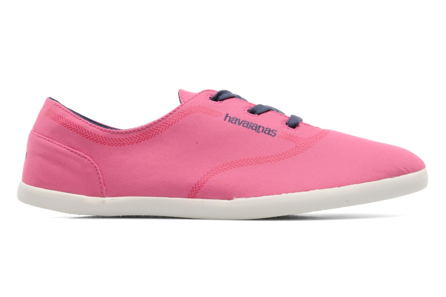 Trainers Havaianas Essentia Low W Pink back view