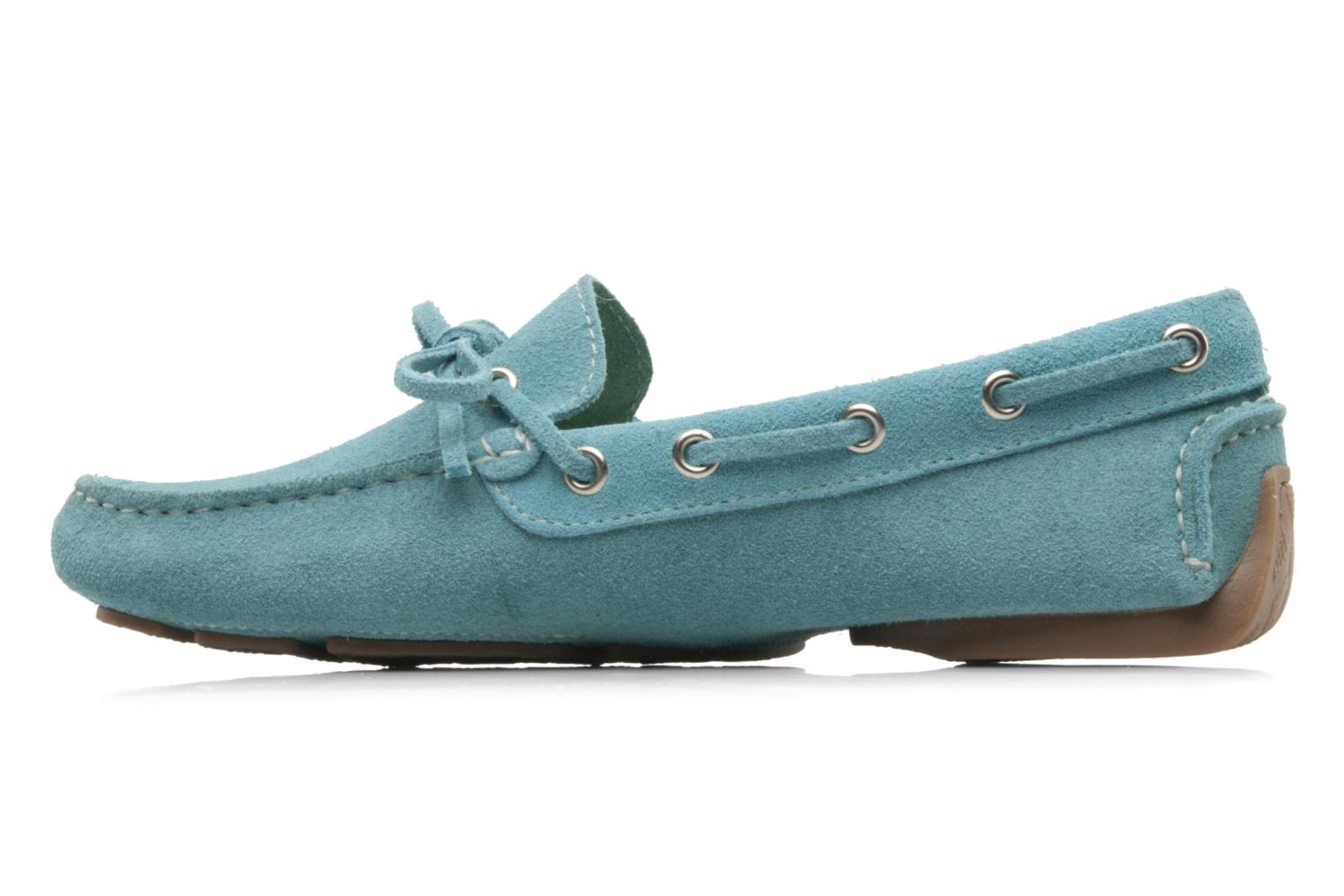 Loafers Georgia Rose Palario Blue front view