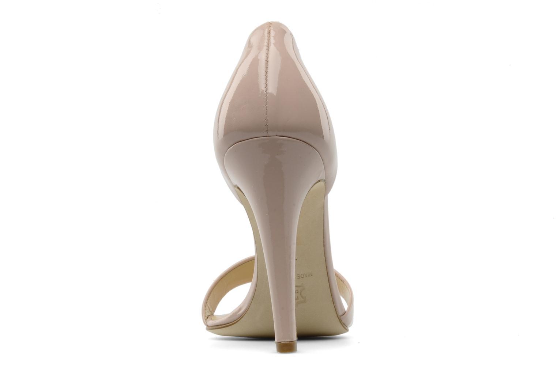 Sandales et nu-pieds Georgia Rose Dellia Rose vue droite