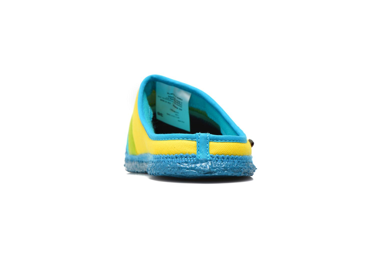 Slippers Giesswein Azusa Multicolor view from the right