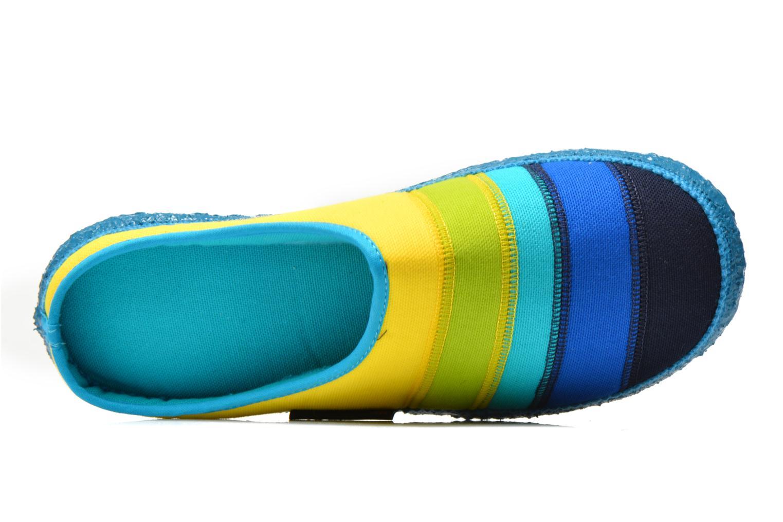 Chaussons Giesswein Azusa Multicolore vue gauche