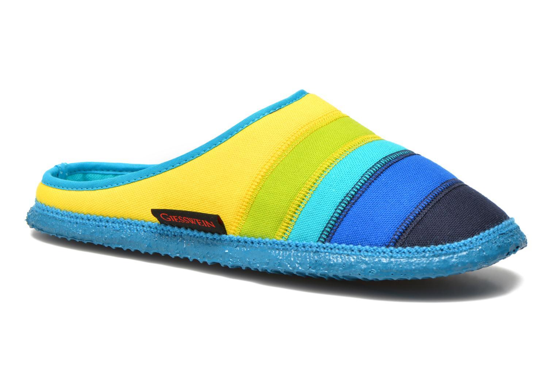 Chaussons Giesswein Azusa Multicolore vue détail/paire