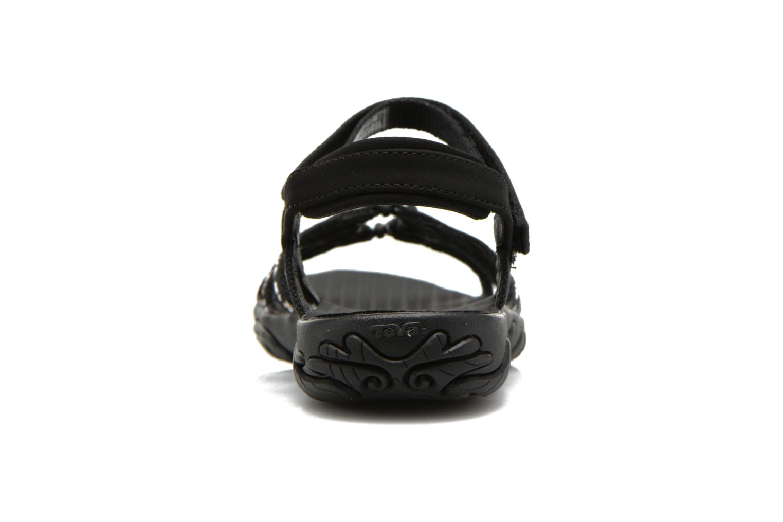Sport shoes Teva Kayenta W Black view from the right