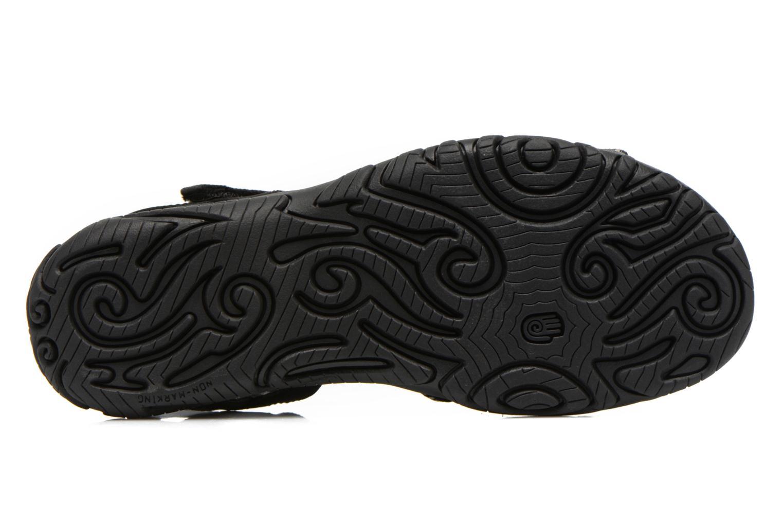 Chaussures de sport Teva Kayenta W Noir vue haut