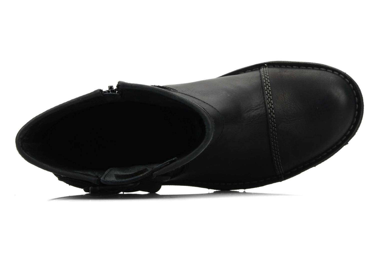 Bottines et boots Kickers Kickbike Noir vue gauche