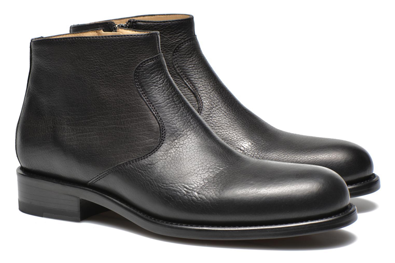 Stiefeletten & Boots Jean-Baptiste Rautureau Nash zip boot schwarz 3 von 4 ansichten