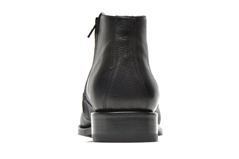 Stiefeletten & Boots Jean-Baptiste Rautureau Nash zip boot schwarz ansicht von rechts