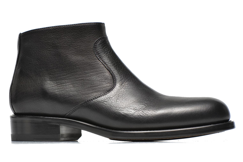 Stiefeletten & Boots Jean-Baptiste Rautureau Nash zip boot schwarz ansicht von hinten