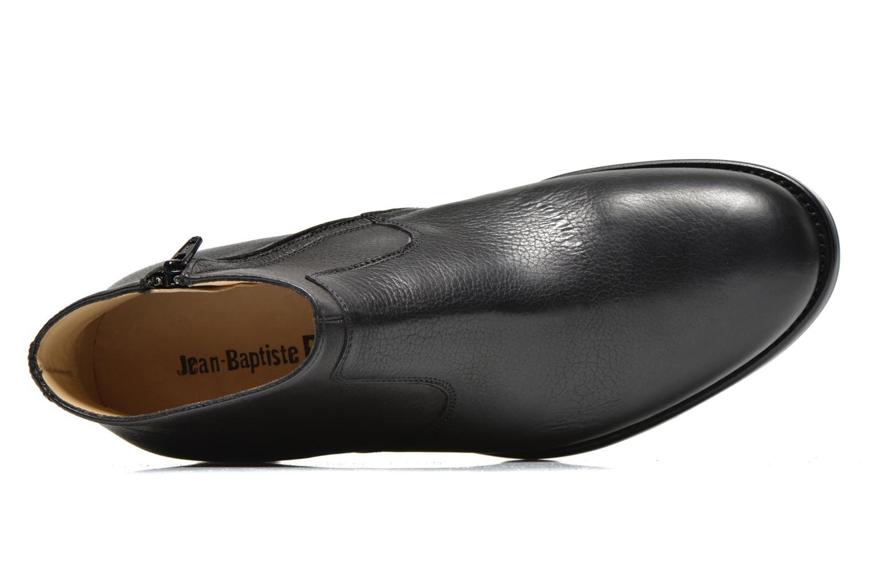 Stiefeletten & Boots Jean-Baptiste Rautureau Nash zip boot schwarz ansicht von links