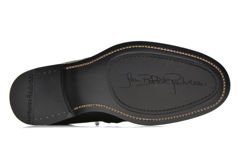 Stiefeletten & Boots Jean-Baptiste Rautureau Nash zip boot schwarz ansicht von oben