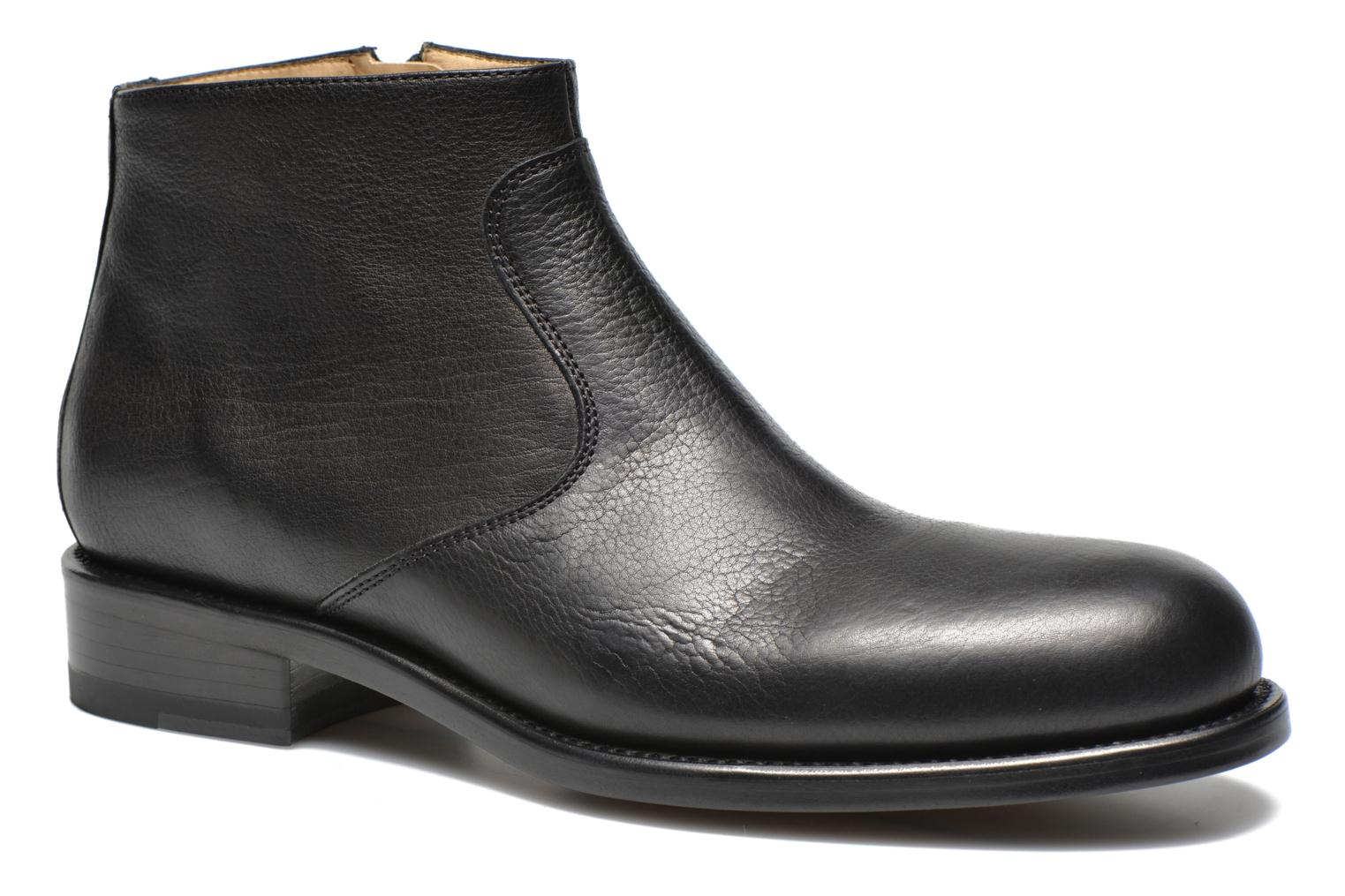 Nash zip boot Brado Noir