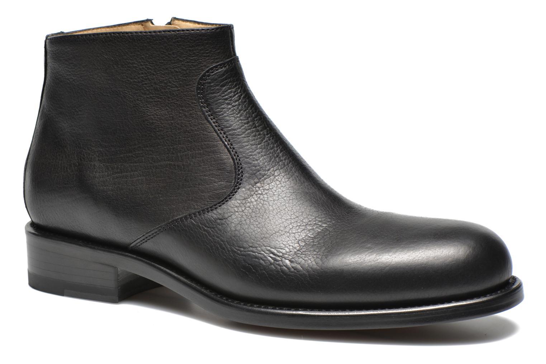 Stiefeletten & Boots Jean-Baptiste Rautureau Nash zip boot schwarz detaillierte ansicht/modell