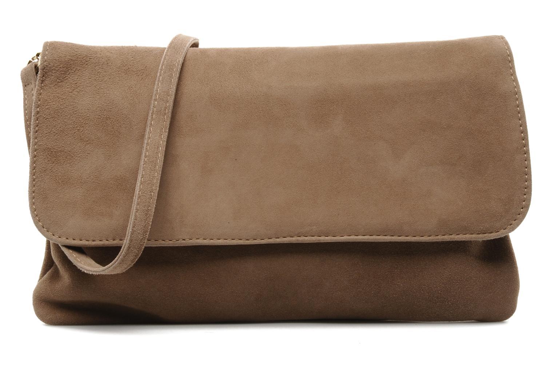 Handbags Unisa ZBOREAL Beige detailed view/ Pair view
