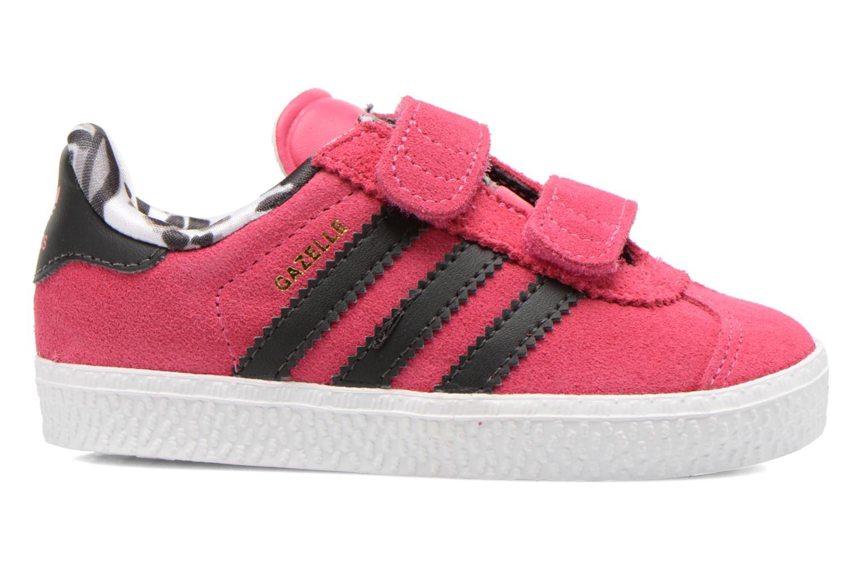 Sneakers Adidas Originals Gazelle 2 CF I Roze achterkant