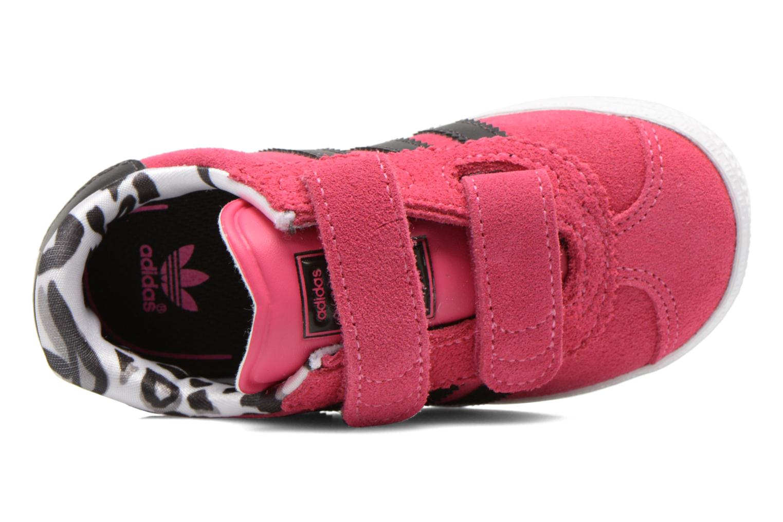 Sneakers Adidas Originals Gazelle 2 CF I Roze links