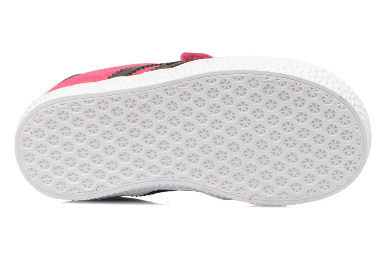 Sneakers Adidas Originals Gazelle 2 CF I Roze boven