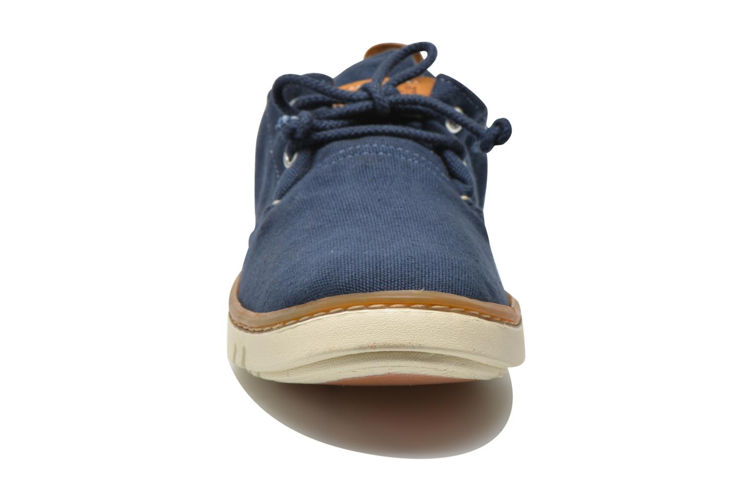 Sneakers Timberland Earthkeepers Hookset Handcrafted Fabric Oxford Blauw model