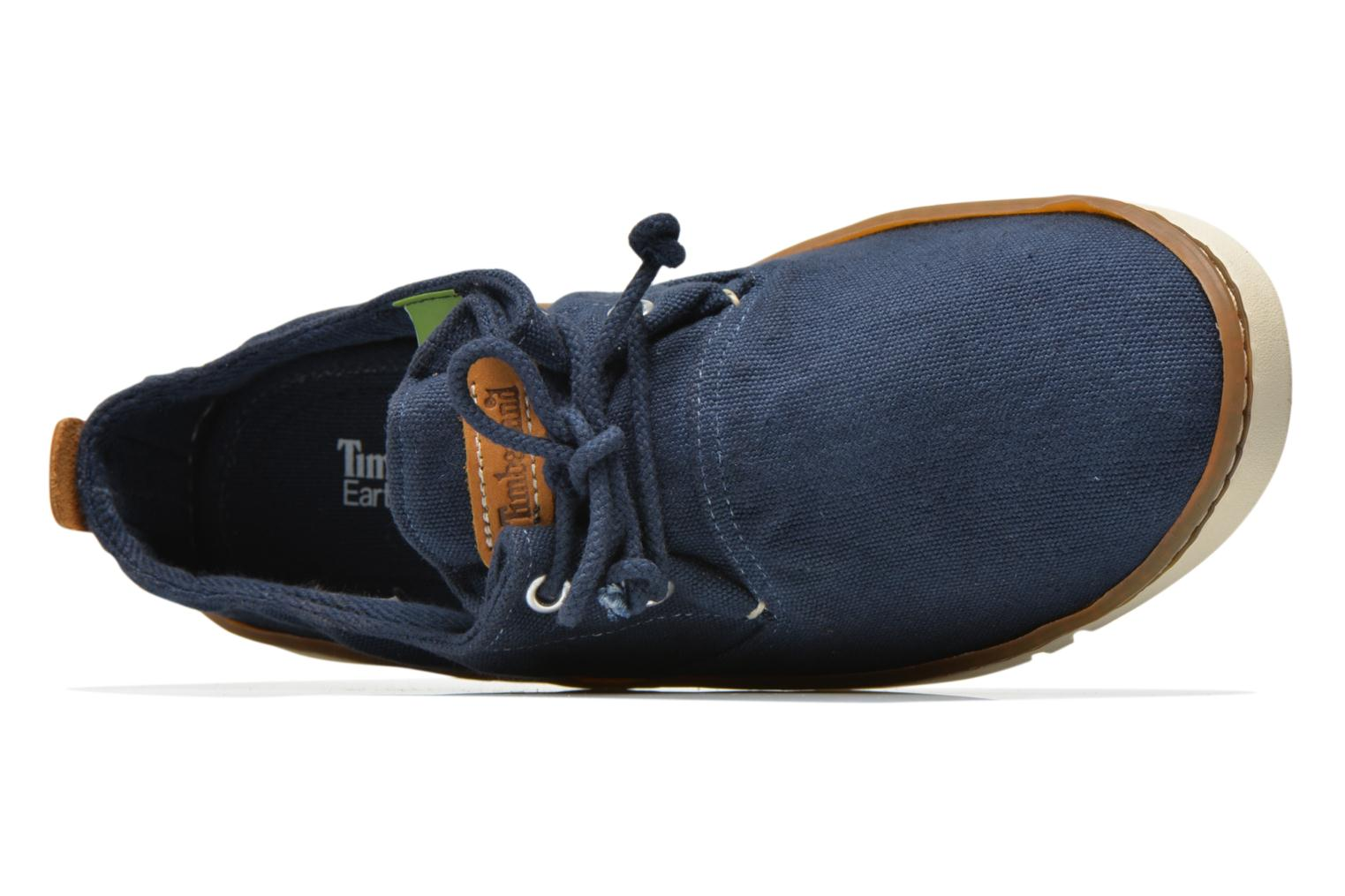 Sneakers Timberland Earthkeepers Hookset Handcrafted Fabric Oxford Blauw links