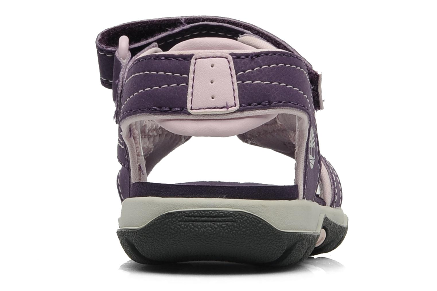 Mad River 2-Strap Sandal Purple with Lilac