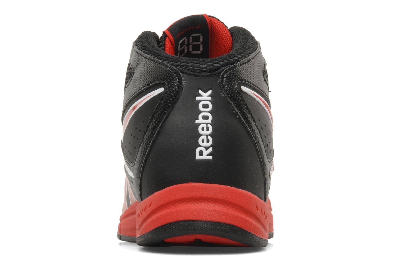 Scarpe sportive Reebok Last Shot Nero immagine destra