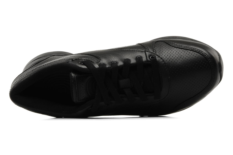 Easytone Reechill 2 Leather-Black-Rivet Grey