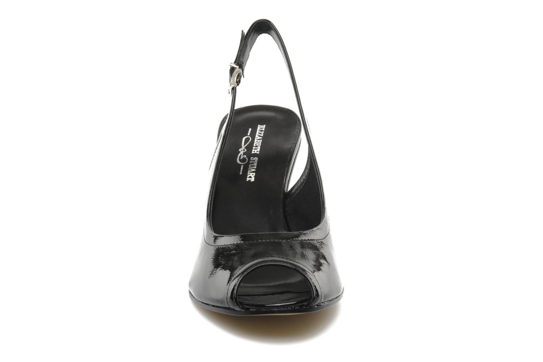 Sandales et nu-pieds Elizabeth Stuart Bambi 348 Noir vue portées chaussures