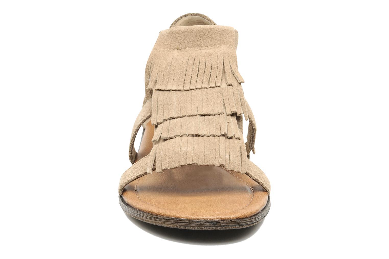 Sandalen Minnetonka Maui Beige model