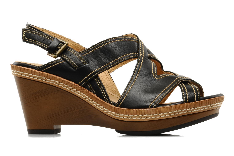 Sandales et nu-pieds Pikolinos Gomera 8247 Noir vue derrière