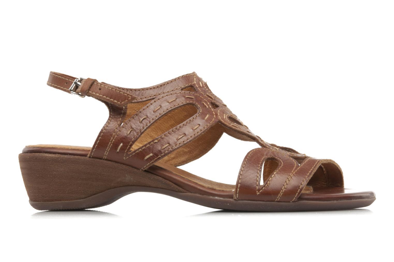 Sandales et nu-pieds Pikolinos Thailandia 7589 Marron vue derrière