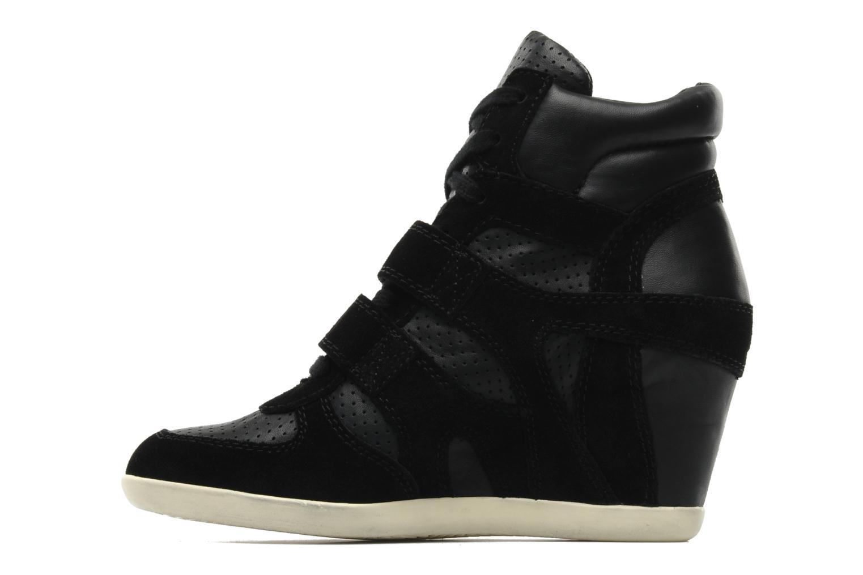 Sneakers Ash Bea Zwart voorkant
