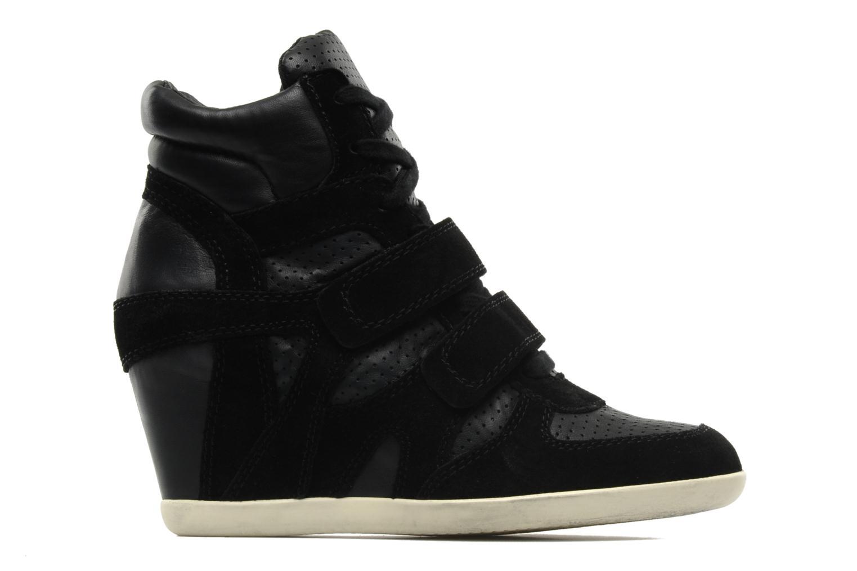 Sneakers Ash Bea Zwart achterkant