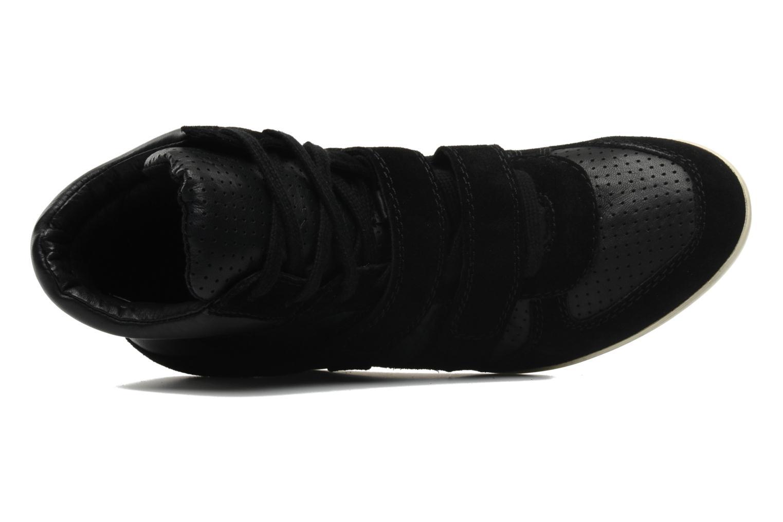 Sneakers Ash Bea Zwart links