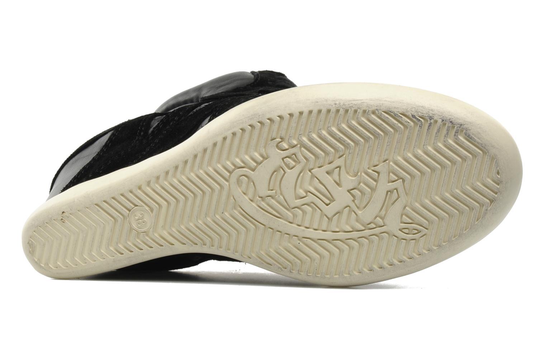 Sneakers Ash Bea Zwart boven