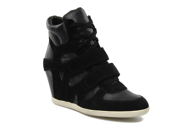 Sneakers Ash Bea Zwart detail