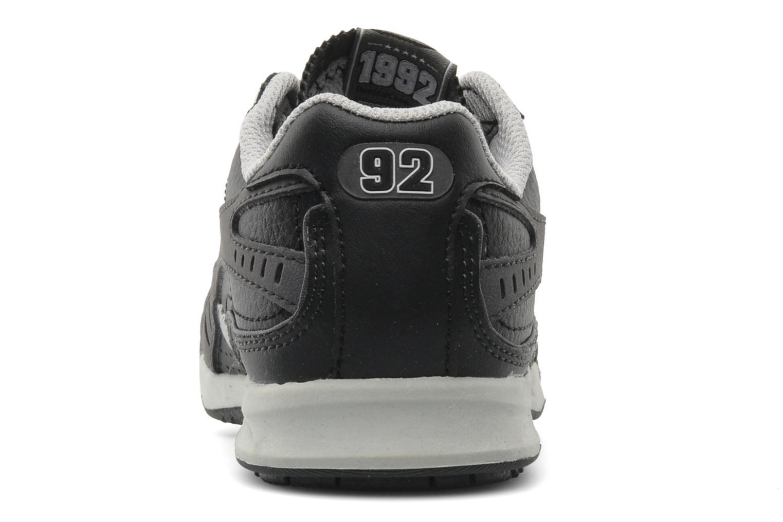 Baskets Skechers Piceno Noir vue droite