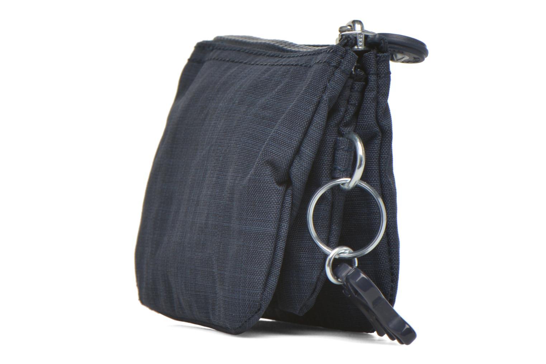 Portemonnaies & Clutches kipling Creativity S blau ansicht von rechts