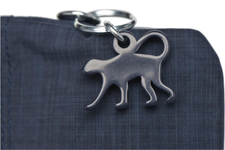 Portemonnaies & Clutches kipling Creativity S blau ansicht von links