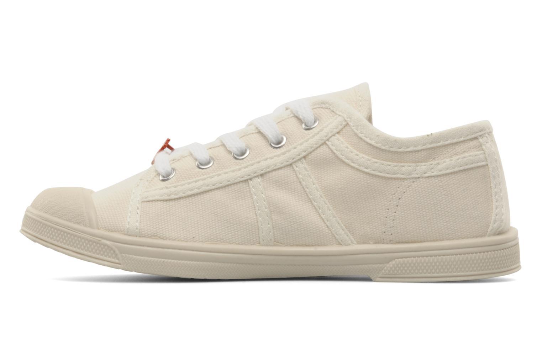 Sneakers Le temps des cerises Basic 02 E Wit voorkant