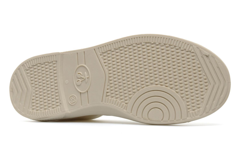Sneakers Le temps des cerises Basic 02 E Wit boven