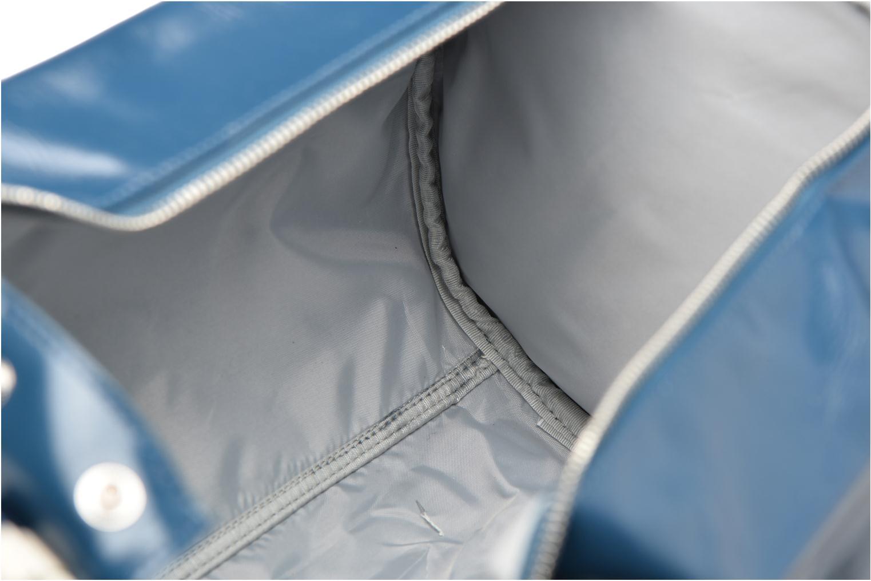 Classic barrel bag Trafalgar blue dove grey