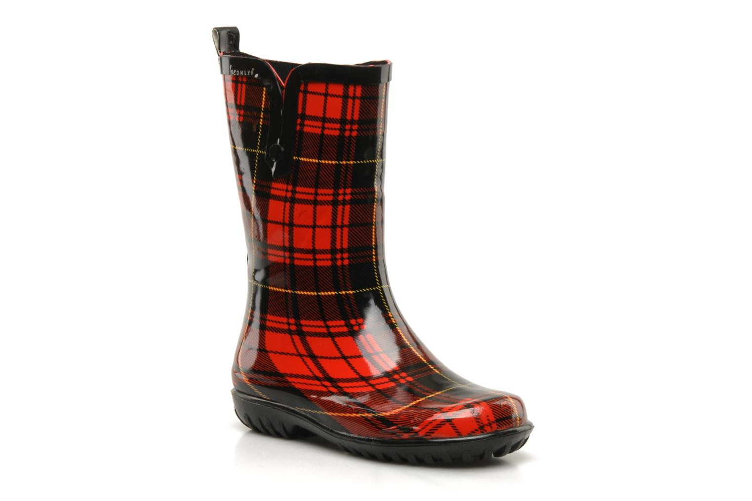 Boots & wellies Be Only Junior Irish Red detailed view/ Pair view