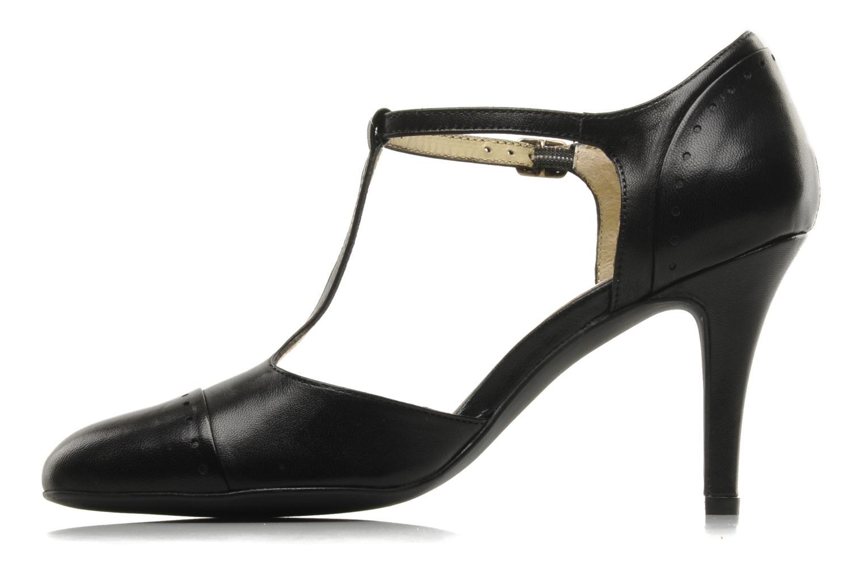 High heels Georgia Rose Tamar Black front view