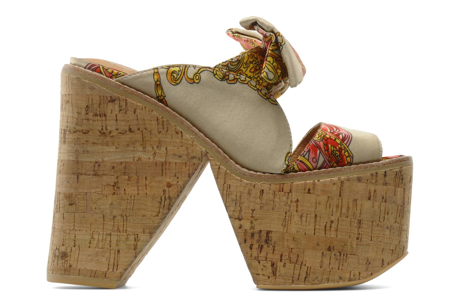 Wedges Jeffrey Campbell RIVIERA Multicolor achterkant
