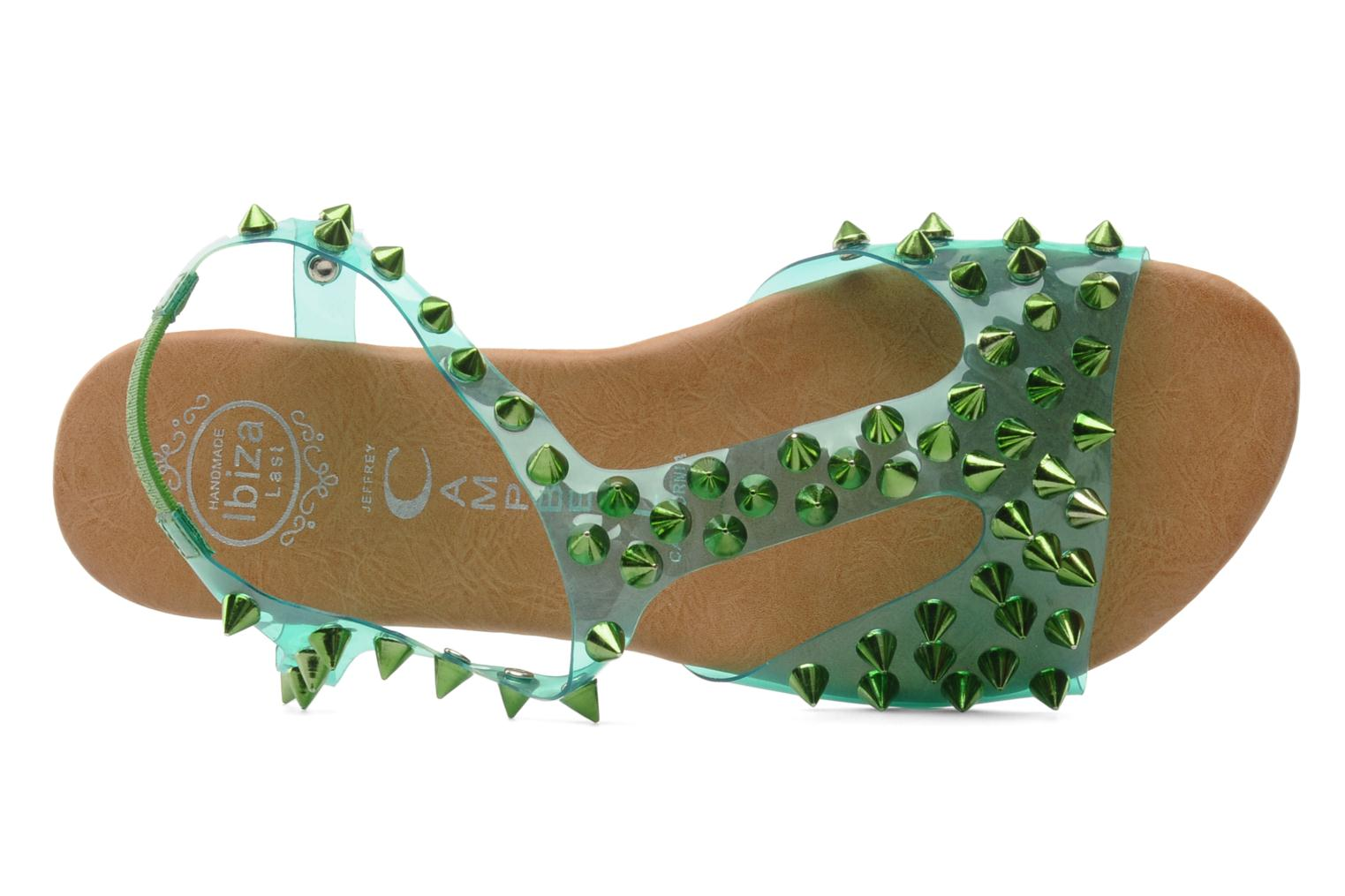 Sandalen Jeffrey Campbell PUFFER Groen links