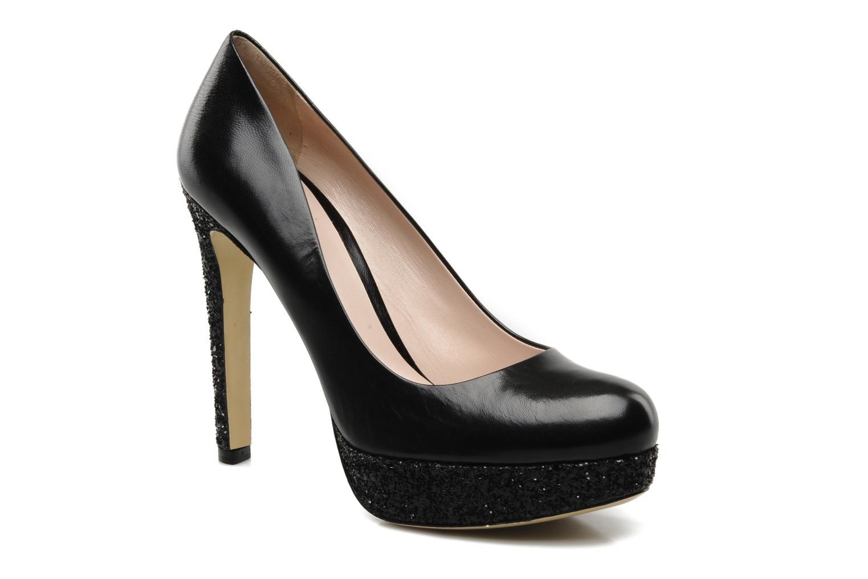Zapatos de tacón De Siena shoes Adriane Negro vista de detalle / par