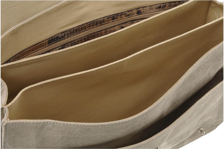 Artemide Cuir Beige Roccia Python