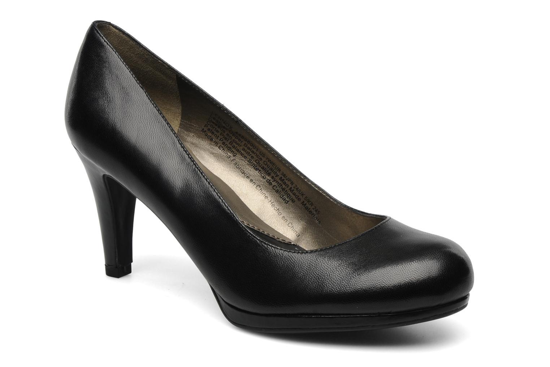 LENNOX Black leather