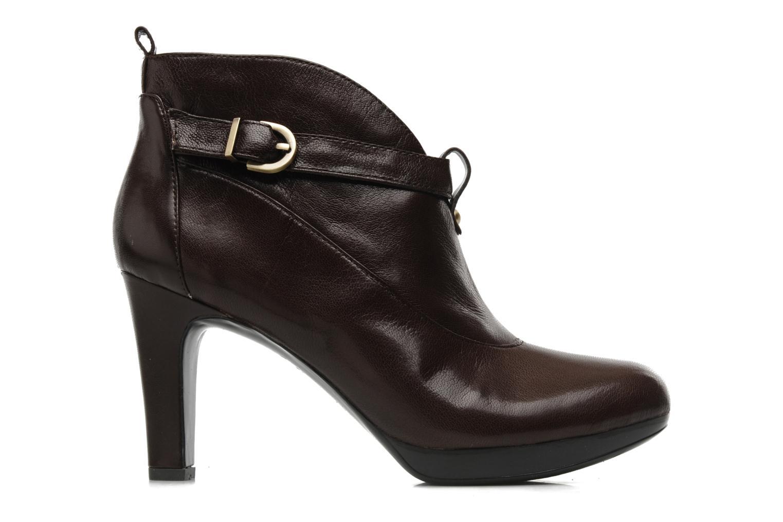 Stiefeletten & Boots Naturalizer ILEANA braun ansicht von hinten